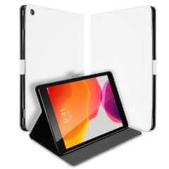 Apple iPad 10.2 (2019) | iPad 10.2 (2020) Hoesje Wit met Standaardfunctie