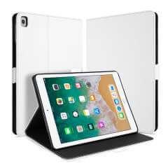 Apple iPad 9.7 (2018) Tablethoesje Wit met Standaardfunctie