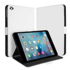 Apple iPad Mini 5 Hoes Wit met Standaardfunctie