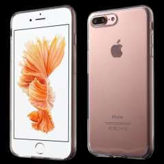 Apple iPhone 7 Plus | 8 Plus TPU Hoesje Transparant