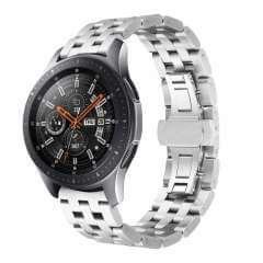 Bandje Zilver RVS Samsung Galaxy Watch (46 mm)