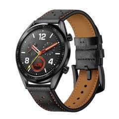 Bandje Zwart Huawei Watch GT 1 | 2