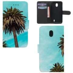 Boekhoesje Nokia 1 met eigen foto