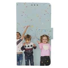 Boekhoesje Nokia 3 met eigen foto