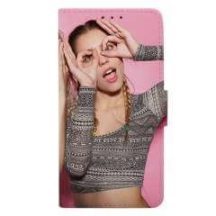 Boekhoesje Nokia 5 met eigen foto