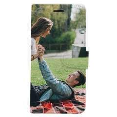 Boekhoesje Nokia 6 met eigen foto