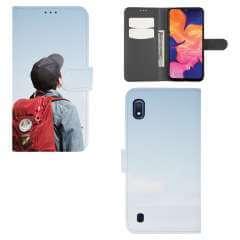 Boekhoesje Samsung Galaxy A10 met eigen foto