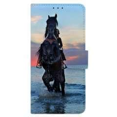 Boekhoesje Samsung Galaxy A10s met eigen foto