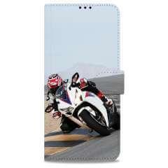 Boekhoesje Samsung Galaxy A41 met eigen foto