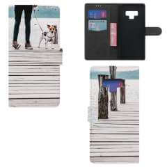 Boekhoesje Samsung Galaxy Note 9 met eigen foto
