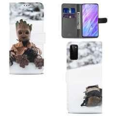 Boekhoesje Samsung Galaxy S20 met eigen foto