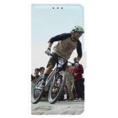 Boekhoesje Xiaomi Mi 10 Lite met eigen foto