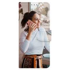 Boekhoesje Xiaomi Mi Note 10 Pro met eigen foto