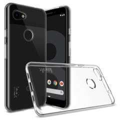 Google Pixel 3A TPU Hoesje Transparant