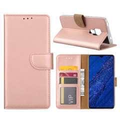 Huawei Mate 20 Hoesje Rose met Pasjeshouder