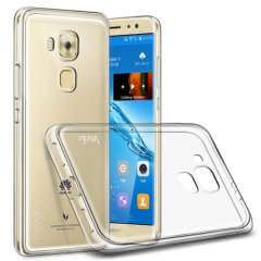 Huawei Nova Plus TPU Hoesje Transparant