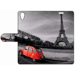 Leuk Hoesje Eiffeltoren voor de Sony Xperia XA1 Ultra