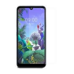 LG Q60 Screenprotector Glas