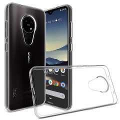 Nokia 7.2 TPU Hoesje Transparant