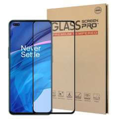 OnePlus Nord Screen Protector Glas Full Cover
