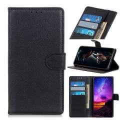 OPPO Find X2 Pro Bookcase Zwart met Pasjeshouder