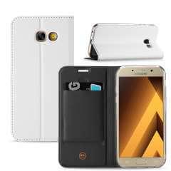 Samsung Galaxy A5 2017 Hoesje Wit met Standaardfunctie
