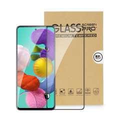 Samsung Galaxy A51 Screen Protector Glas Volledige Dekking