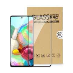 Samsung Galaxy A71 Screen Protector Glas Volledige Dekking