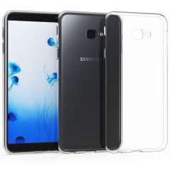 Samsung Galaxy J4 Plus (2018) TPU Hoesje Transparant