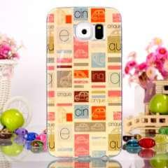 Samsung Galaxy S6 Hoesje Autootjes