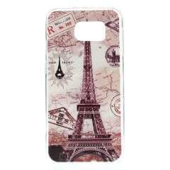Samsung Galaxy S6 Leuk Hoesje Eiffeltoren, G920f