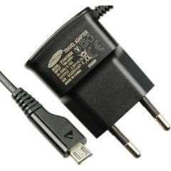Samsung Micro-USB Oplader Zwart voor Telefoon