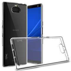 Sony Xperia 10 Plus TPU Hoesje Luxe Transparant