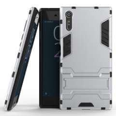 Sony Xperia XZs | XZ Hoesje Wit met Standaard