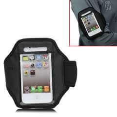 Sport Armband  iPhone 4|4S Zwart