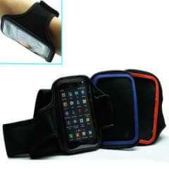 Sport Armband Universal Rood