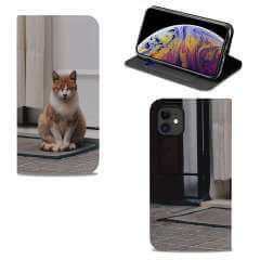 Standcase Hoesje Apple iPhone 11 met eigen foto