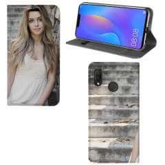 Standcase Hoesje Huawei P Smart Plus met eigen foto