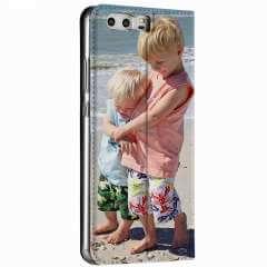 Standcase Hoesje Huawei P10 Plus met eigen foto