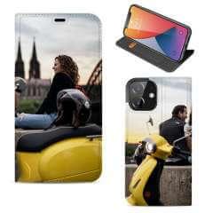 Standcase Hoesje iPhone 12 | iPhone 12 Pro met eigen foto