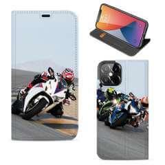 Standcase Hoesje iPhone 12 Pro Max met eigen foto