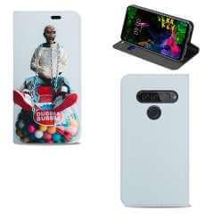 Standcase Hoesje LG G8s Thinq met eigen foto