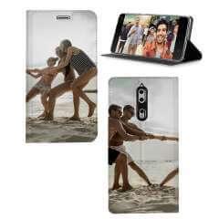 Standcase Hoesje Nokia 8 met eigen foto