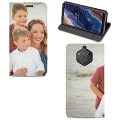 Standcase Hoesje Nokia 9 PureView met eigen foto