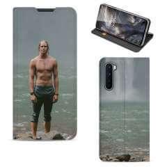 Standcase Hoesje OnePlus Nord met eigen foto