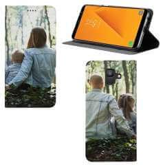 Standcase Hoesje Samsung Galaxy A6 (2018) met eigen foto