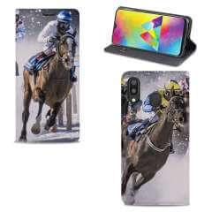 Standcase Hoesje Samsung Galaxy M20 met eigen foto