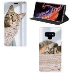 Standcase Hoesje Samsung Galaxy Note 9 met eigen foto