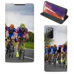 Standcase Hoesje Samsung Galaxy Note20 met eigen foto