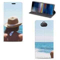 Standcase Hoesje Sony Xperia 10 Plus met eigen foto